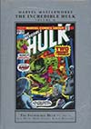 Marvel Masterworks Incredible Hulk Vol 11 HC Regular Dust Jacket