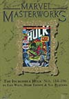 Marvel Masterworks Incredible Hulk Vol 11 HC Variant Dust Jacket