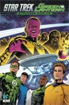 Star Trek Green Lantern Vol 2 Stranger Worlds TP