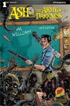 Ash vs The Army Of Darkness #1 Cover K DF Exclusive Ken Haeser Variant Cover