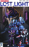 Transformers Lost Light #5 Cover D Incentive Jin Kim Variant Cover