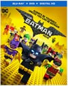 LEGO Batman Movie Blu-ray Combo DVD