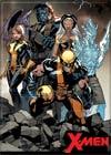 Marvel Comics 2.5x3.5-inch Magnet - X-Men Kitty Beast Storm Wolverine Iceman (72307MV)