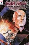 Star Trek The Next Generation Mirror Broken #1 Cover E 2nd Ptg JK Woodward Variant Cover