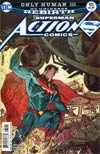 Action Comics Vol 2 #985 Cover A Regular Guillem March Cover