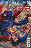 Action Comics Vol 2 #986 Cover B Variant Neil Edwards & Jay Leisten Cover