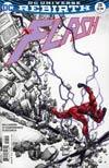 Flash Vol 5 #28 Cover B Variant Howard Porter Cover