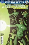 Hal Jordan And The Green Lantern Corps #26 Cover B Variant Cover