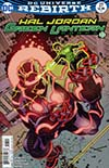 Hal Jordan And The Green Lantern Corps #27 Cover B Variant Cully Hamner Cover