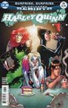 Harley Quinn Vol 3 #26 Cover A Regular Amanda Conner Cover