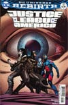 Justice League Of America Vol 5 #12 Cover B Variant Doug Mahnke Cover