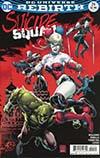 Suicide Squad Vol 4 #24 Cover B Variant Whilce Portacio Cover