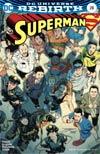 Superman Vol 5 #28 Cover B Variant Jorge Jimenez Cover