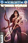 Wonder Woman Vol 5 #28 Cover B Variant Jenny Frison Cover