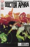 Star Wars Doctor Aphra #11 Cover A Regular Kamome Shirahama Cover