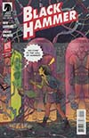 Black Hammer #12 Cover A Regular David Rubin Cover
