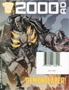 2000 AD #2042 - 2046 Pack August 2017