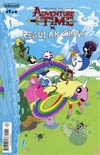 Adventure Time Regular Show #1 Cover A/B Regular Covers (Filled Randomly)