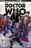 Doctor Who Lost Dimension Alpha #1 Cover C Variant Rachael Stott & Luis Guerrero Cover (The Lost Dimension Part 1)