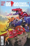 Sabans Go Go Power Rangers #2 Cover A/B Regular Covers (Filled Randomly)