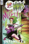 Jem And The Holograms Misfits Infinite #3 Cover B Variant Veronica Fish Cover (Infinite Part 6)