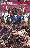 ROM vs Transformers Shining Armor #2 Cover A Regular Alex Milne Cover