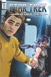 Star Trek Boldly Go #11 Cover B Variant Tony Shasteen Cover