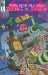Teenage Mutant Ninja Turtles Dimension X #1 Cover A Regular Nick Pitarra Cover