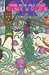 Teenage Mutant Ninja Turtles Dimension X #3 Cover A Regular Nick Pitarra Cover