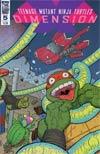 Teenage Mutant Ninja Turtles Dimension X #5 Cover A Regular Nick Pitarra Cover