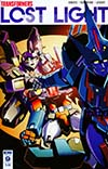 Transformers Lost Light #9 Cover A Regular Jack Lawrence Cover