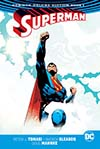 Superman Rebirth Deluxe Collection Book 1 HC