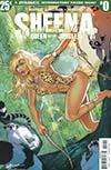 Sheena Vol 4 #0 Cover A Regular Emanuela Lupacchino Cover