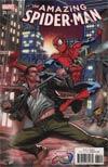 Amazing Spider-Man Vol 4 #31 Cover B Variant Will Sliney Marvel vs Capcom Cover (Secret Empire Tie-In)