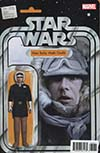 Star Wars Vol 4 #34 Cover C Variant John Tyler Christopher Action Figure Cover