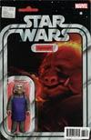 Star Wars Vol 4 #35 Cover C Variant John Tyler Christopher Action Figure Cover