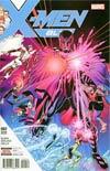 X-Men Blue #2 Cover C 2nd Ptg Arthur Adams Variant Cover (Resurrxion Tie-In)