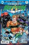 DC Justice League Essentials Aquaman #1 (Rebirth)