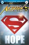 Action Comics Vol 2 #987 Cover B Variant Nick Bradshaw Non-Lenticular Cover