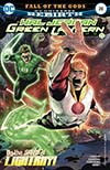 Hal Jordan And The Green Lantern Corps #28 Cover A Regular Rafa Sandoval & Jordi Tarragona Cover