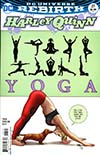 Harley Quinn Vol 3 #27 Cover B Variant Amanda Conner Cover