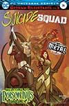 Suicide Squad Vol 4 #26 Cover A Regular Stjepan Sejic Cover (Gotham Resistance Part 3)(Dark Nights Metal Tie-In)