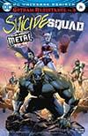 Suicide Squad Vol 4 #26 Cover B Variant Whilce Portacio Cover (Gotham Resistance Part 3)(Dark Nights Metal Tie-In)