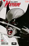 All-New Wolverine #24 Cover A Regular Leinil Francis Yu Cover