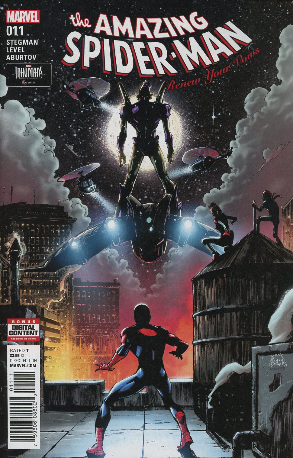 Amazing Spider-Man Renew Your Vows Vol 2 #11
