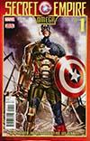 Secret Empire Omega #1 Cover A Regular Mark Brooks Cover (Secret Empire Epilogue)