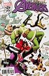 Uncanny Avengers Vol 3 #27 Cover A Regular RB Silva Cover