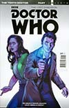 Doctor Who 10th Doctor Year Three #9 Cover A Regular Tazio Bettin & Luis Guerrero Cover (The Lost Dimension Part 3)
