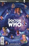 Doctor Who Lost Dimension Special #1 Cover B Variant Photo Cover (The Lost Dimension Part 5)