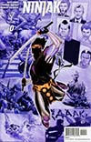Ninjak Vol 3 #0 Cover B Variant Clayton Henry Cover
